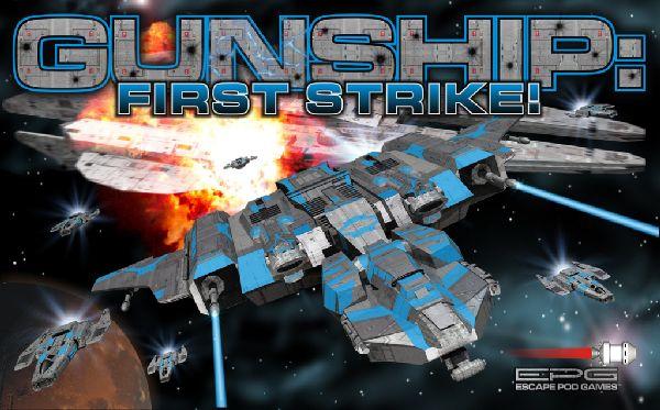 Gunship. First Strike (engl.)
