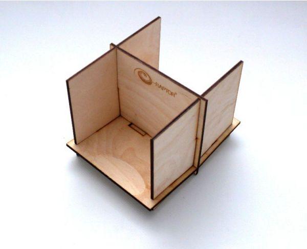 Card Feeder LCG - Holz (DIY 2-L W)