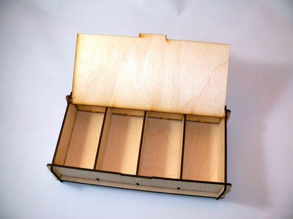 Gamebox L - Holz