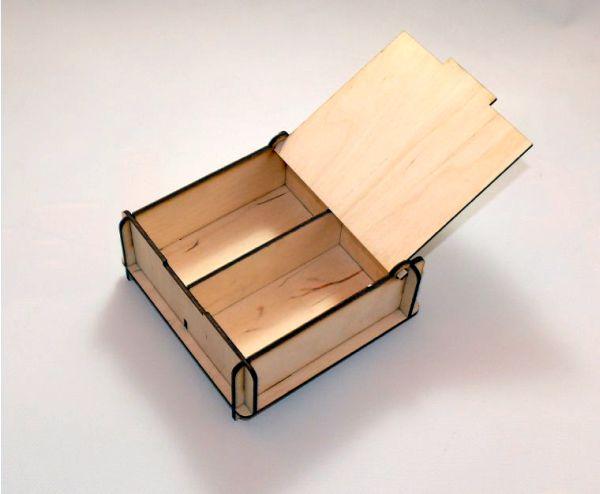 Gamebox S - Holz