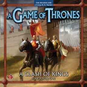 A Game of Thrones - Clash of Kings (Erw.) (engl.)
