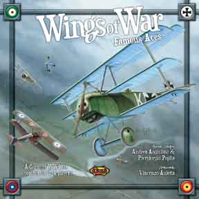 Wings of War: Famous Aces (engl.)