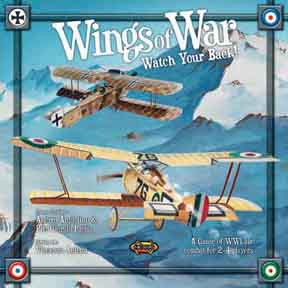 Wings of War: Watch your Back (engl.)