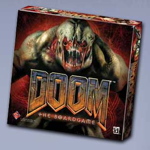 Doom - The Boardgame (engl.)