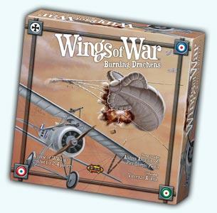 Wings of War: Burning Drachens (engl.)