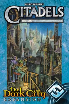 Citadels: Dark City (Exp.) (engl.)