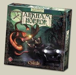 Arkham Horror: Boardgame (engl.)