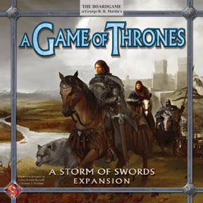 A Game of Thrones - A Storm of Swords (Erw.) (engl.)