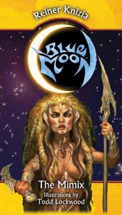 Blue Moon - Mimix (Exp.) (engl.)
