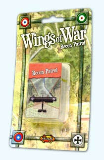 Wings of War: Recon Patrol (Booster) (engl.)