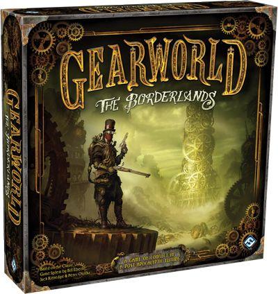 Gearworld: The Borderlands (engl.)