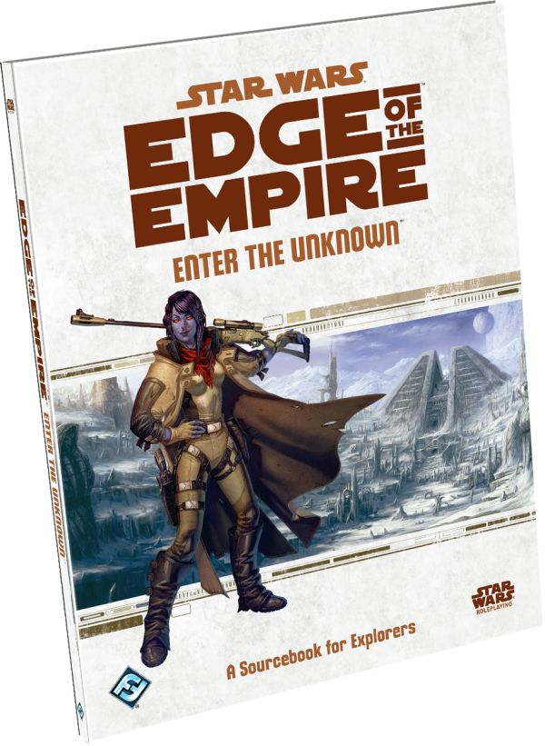 Star Wars RPG: Edge of the Empire - Enter the U...
