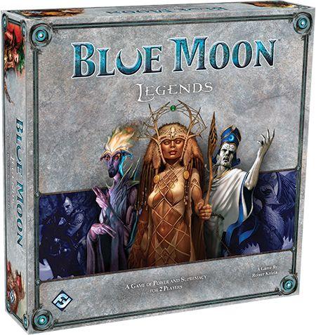 Blue Moon Legends (engl.)