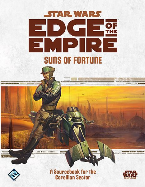 Star Wars RPG: Edge of the Empire - Suns of For...