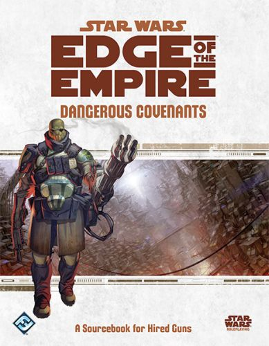 Star wars RPG: Edge of the Empire - Dangerous C...