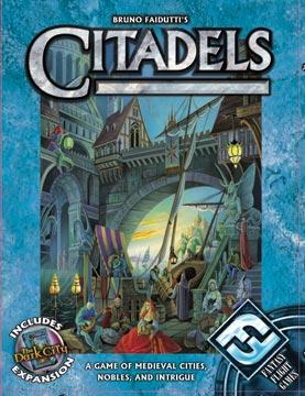Citadels incl. Exp. (engl.)
