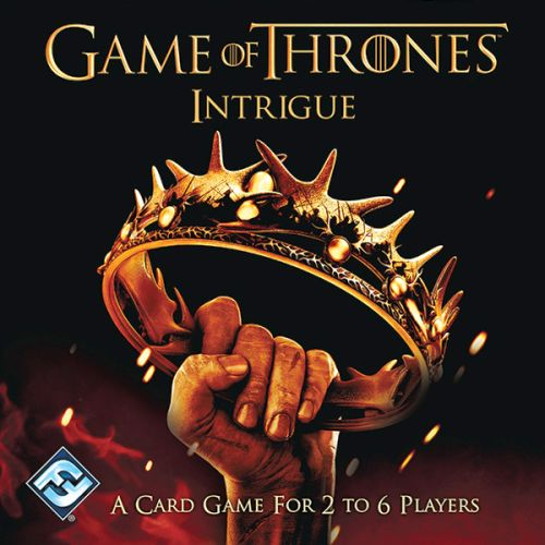 Game of Thrones HBO: Intrigue (Exp.) (engl.)