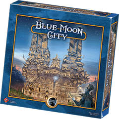 Blue Moon City (engl.)