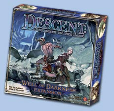 Descent: Well of Darkness (Exp.) (engl.)