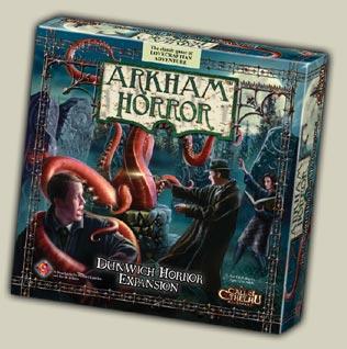 Arkham Horror - Dunwich Horror (Exp.) (engl.)