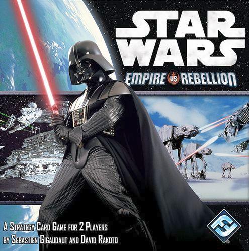 Star Wars: Empire vs. Rebellion (engl.)