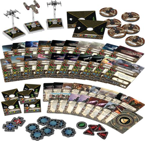 Star Wars X-Wing: Most Wanted (Exp.) (engl.)