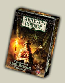 Arkham Horror - Curse of Dark Pharao (Exp.) (engl.)