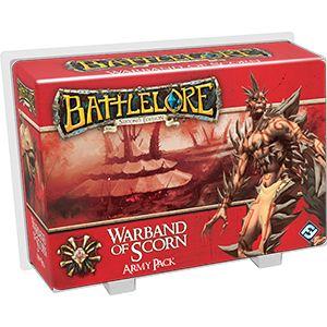 Battlelore 2nd Edition: Warband of Scorn (Exp.)...
