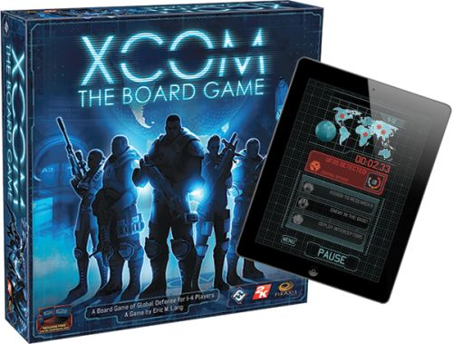 XCOM: The Boardgame (engl.)