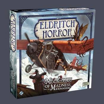 Eldritch Horror: Mountains of Madness (Exp.) (engl.)