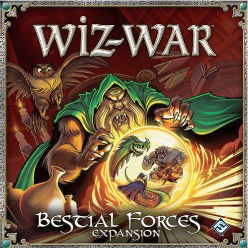 Wiz-War: Bestial Forces (Exp.) (engl.)
