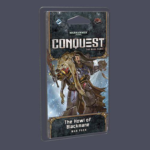 Warhammer 40.000 - Conquest: Howl of Blackmane ...