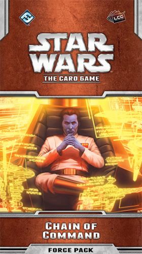 Star Wars LCG: Chain of Command (Exp.) (engl.)
