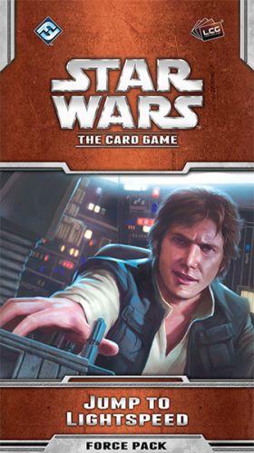 Star Wars LCG: Jump to Lightspeed (Exp.) (engl.)