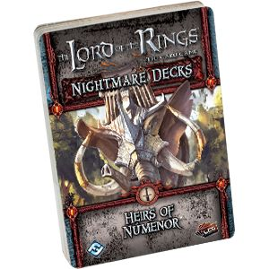 Lord of the Rings: Nightmare Decks - Heirs of Numenor (POD)