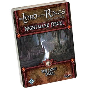 Lord of the Rings: Nightmare Deck - The long Da...