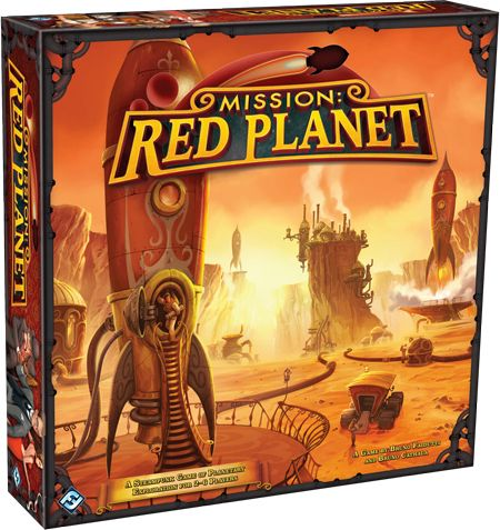 Mission: Red Planet (engl.)