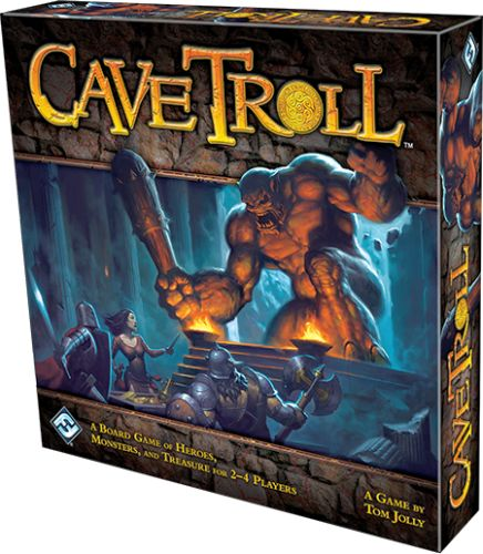 Cave Troll REVISED (engl.)