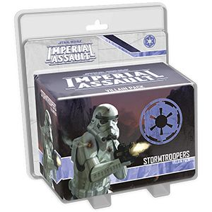Star Wars Imperial Assault: Stormtroopers Villa...