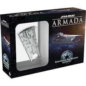 Star Wars: Armada Gladiator-class Star Destroye...