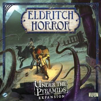 Eldritch Horror: Under the Pyramids (Exp.) (engl.)