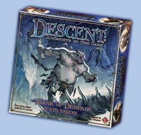 Descent: Altar of Despair (Exp.) (engl.)