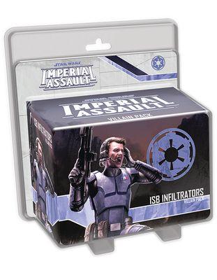 Star Wars: Imperial Assault: ISB Infiltrators V...