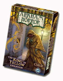 Arkham Horror - King in Yellow (Exp.) (engl.)