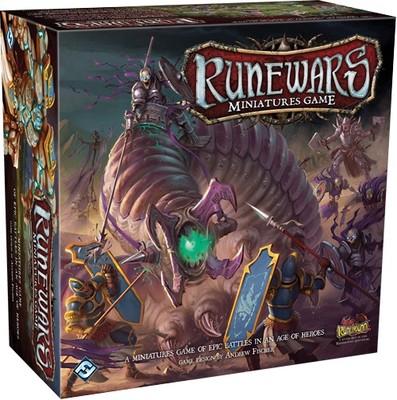 Runewars Miniatures Game Core Set (engl.)