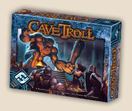Cave Troll 2nd Edition (engl.)