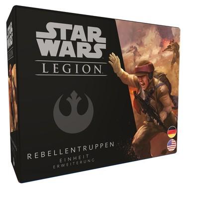 Star Wars: Legion - Rebellentruppen (Erw.)