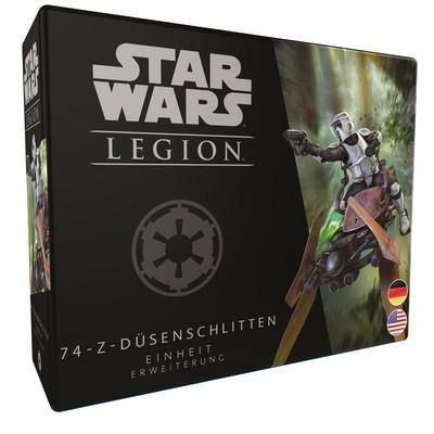 Star Wars: Legion - 74-Z-Düsenschlitten (Erw.)
