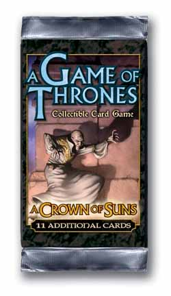 A Game of Thrones (CCG): A Crown of Suns Booster (engl.)