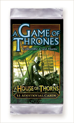 A Game of Thrones (CCG): House of Thorns Booster (engl.)